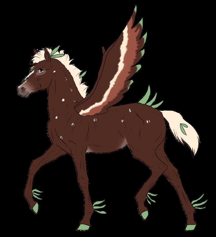 N3004 Padro Foal Design for mylastaccount by casinuba