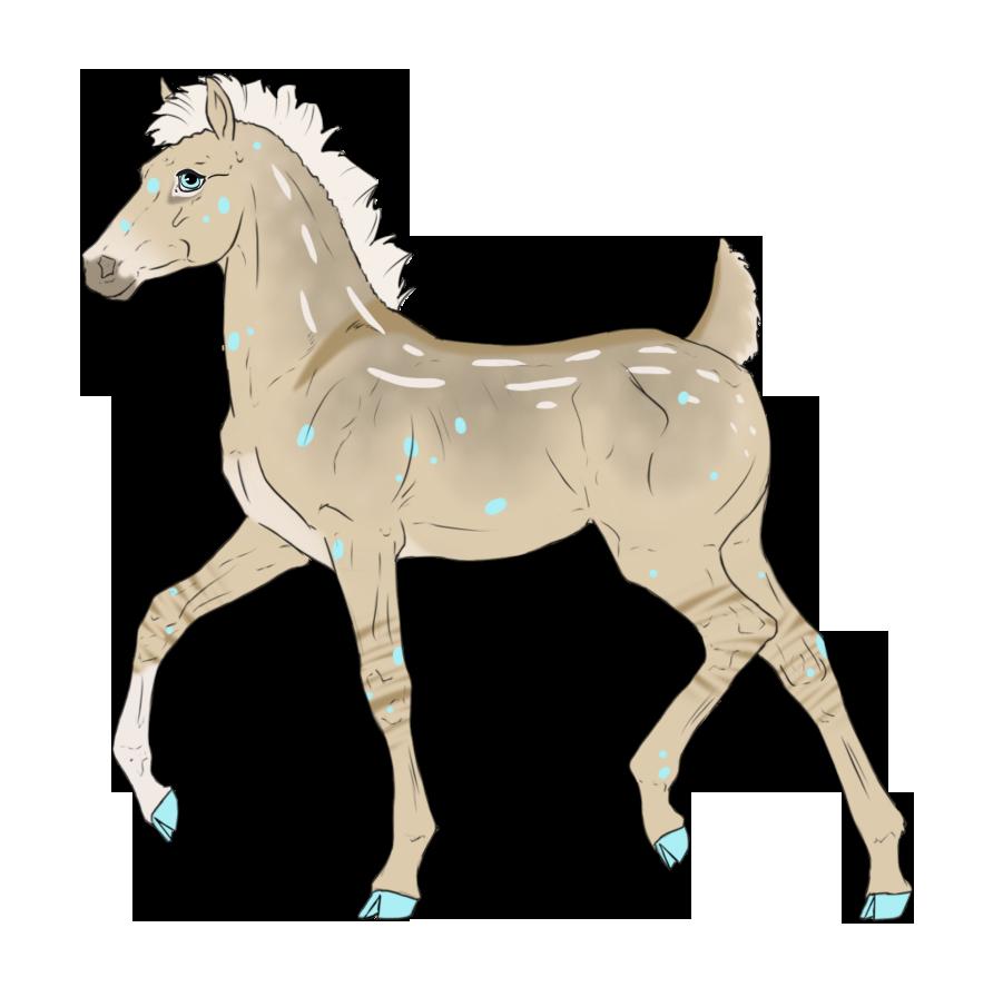 N3005 Padro Foal Design for DarkestNation by casinuba