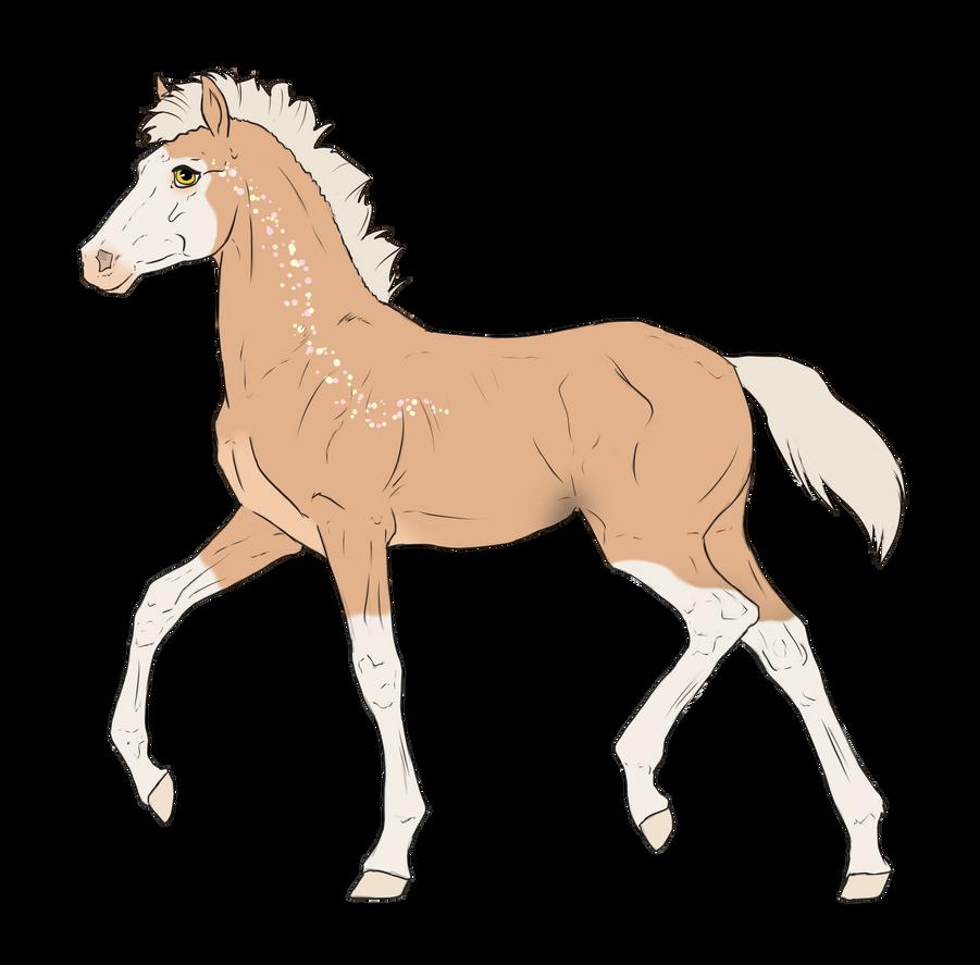 N3006 Padro Foal Design for DarkestNation by casinuba