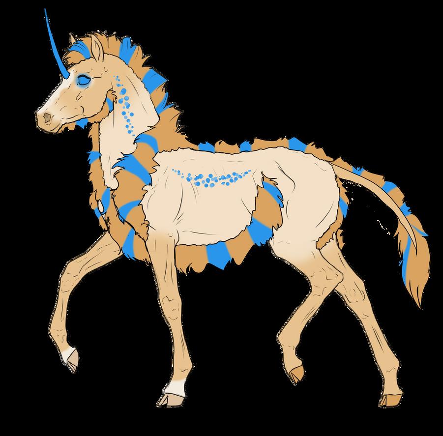 N3007 Padro Foal Design for DarkestNation by casinuba