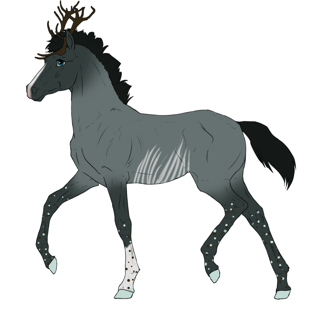 N3041 Padro Foal Design for DarkestNation by casinuba