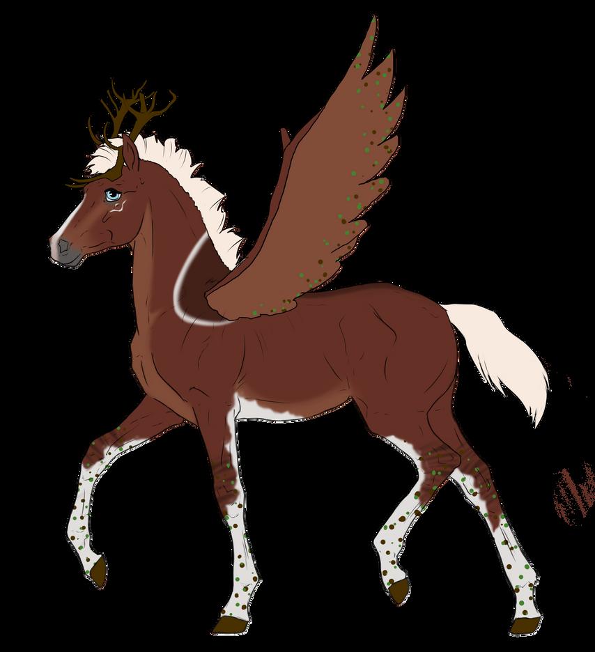 N3042 Padro Foal Design for DarkestNation by casinuba