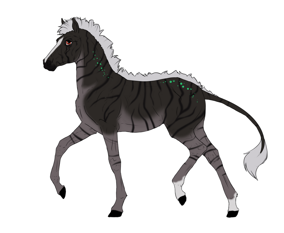 N3086 Padro Foal Design for PhobusIX by casinuba