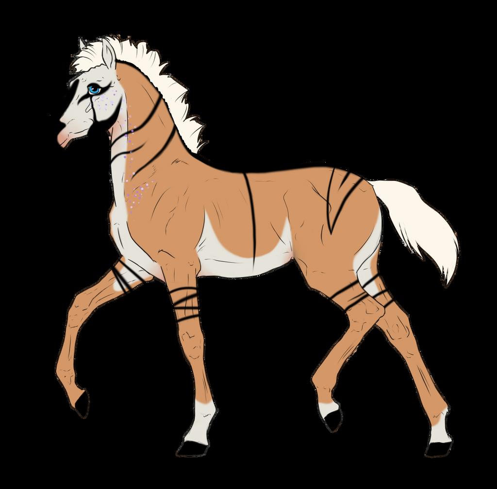 N3103 Padro Foal Design for DarkestNation by casinuba