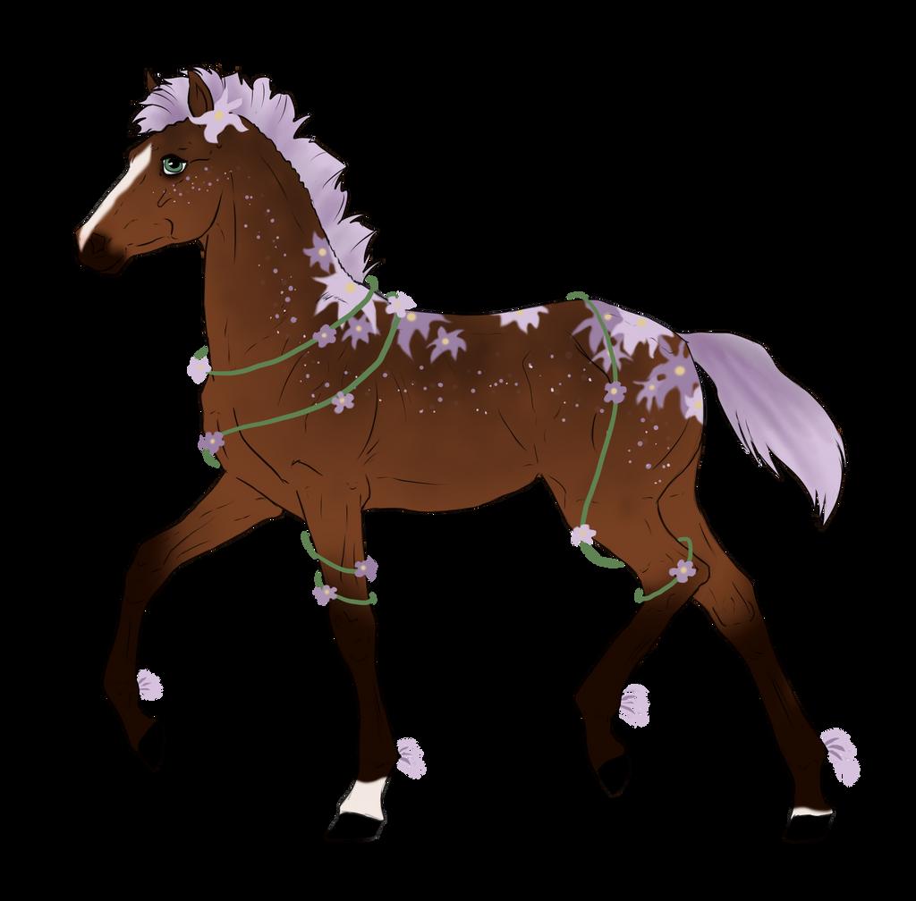 N3105 Padro Foal Design for DarkestNation by casinuba