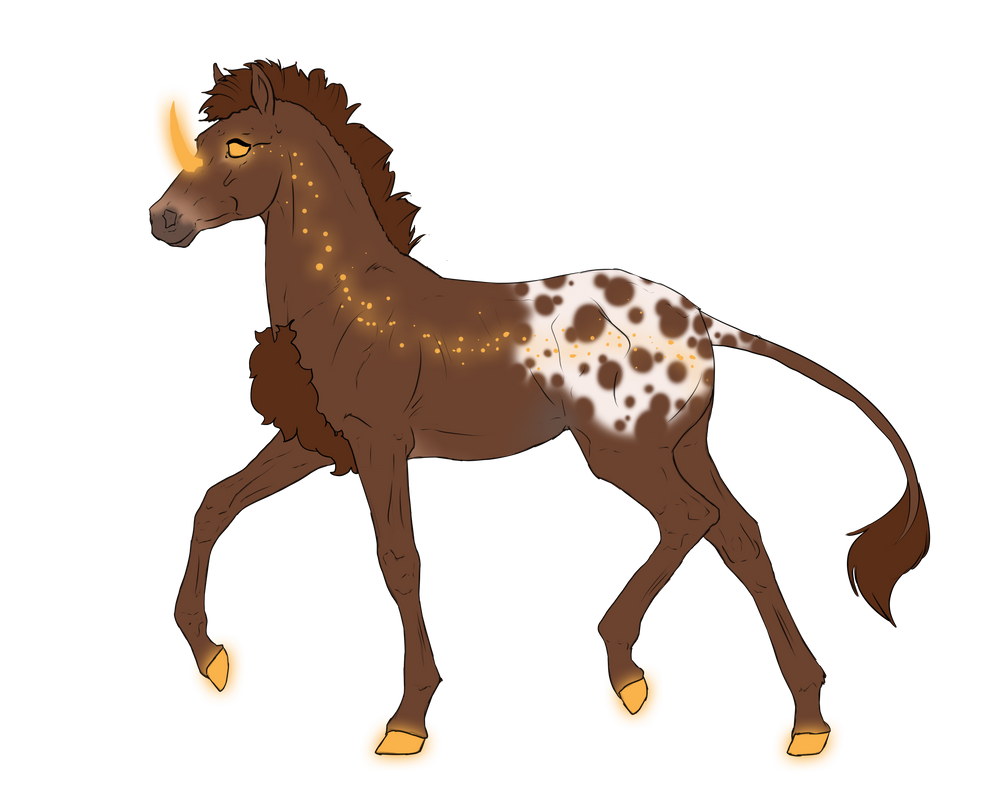 N3113 Padro Foal Design for mylastaccount by casinuba