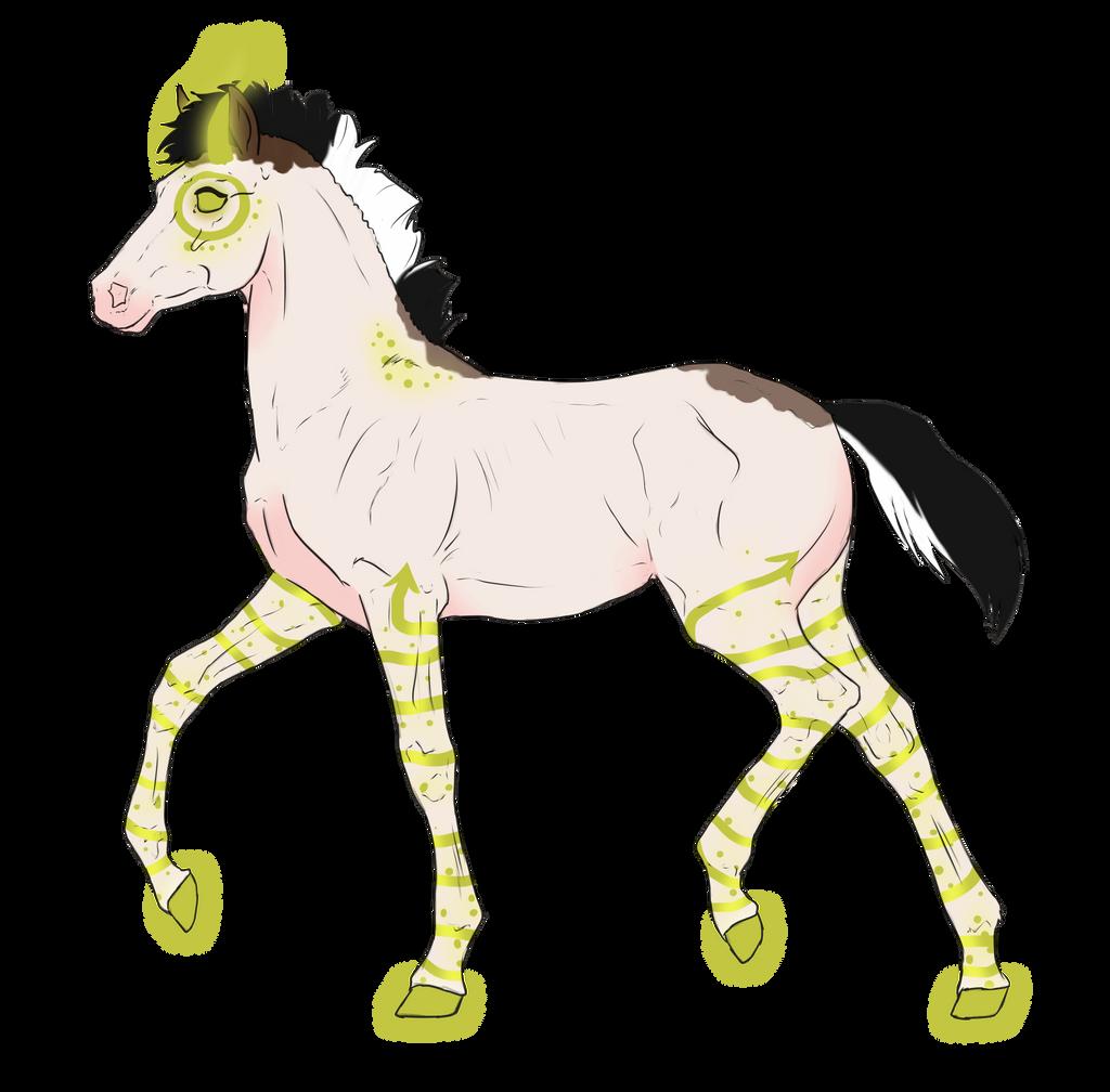 N3069 Padro Foal Design for Mimi-McG by casinuba