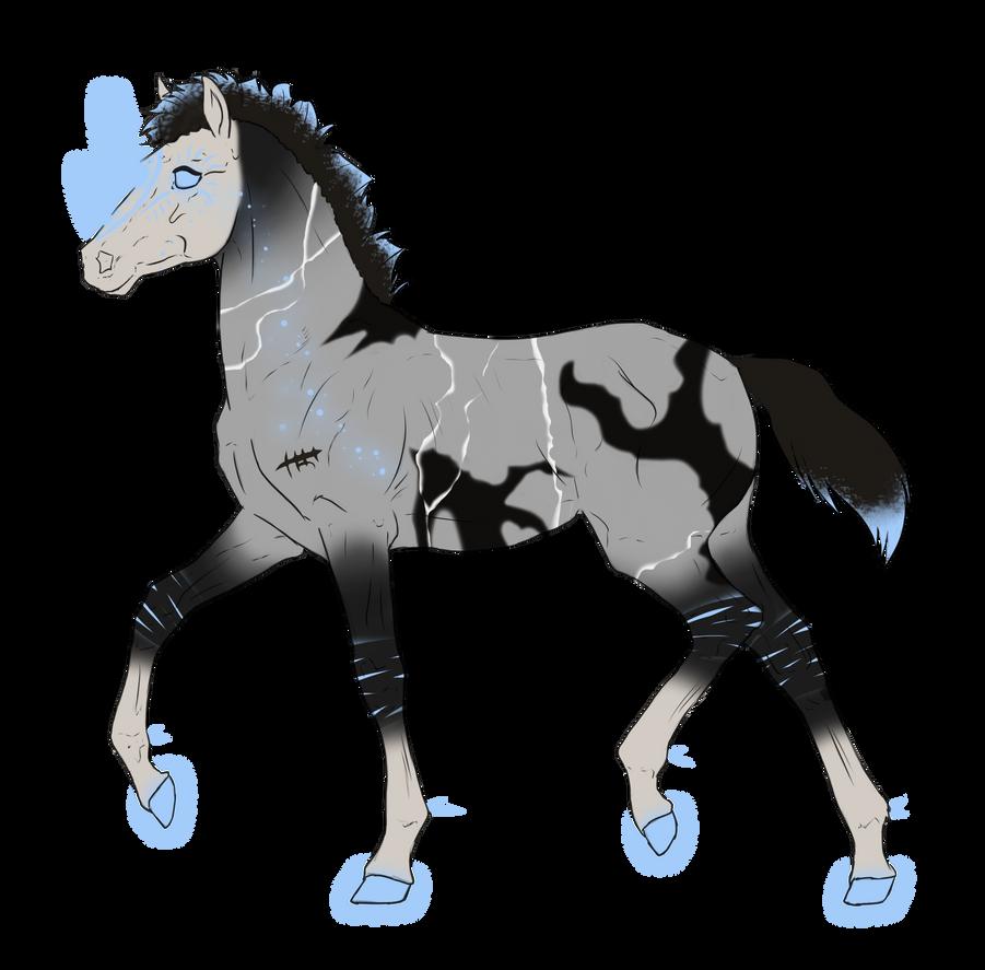 N3070 Padro Foal Design for Mimi-McG by casinuba