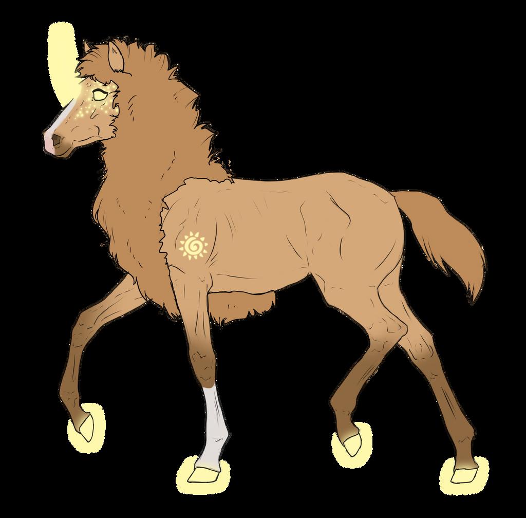 N3153 Padro Foal Design for DarkestNation by casinuba