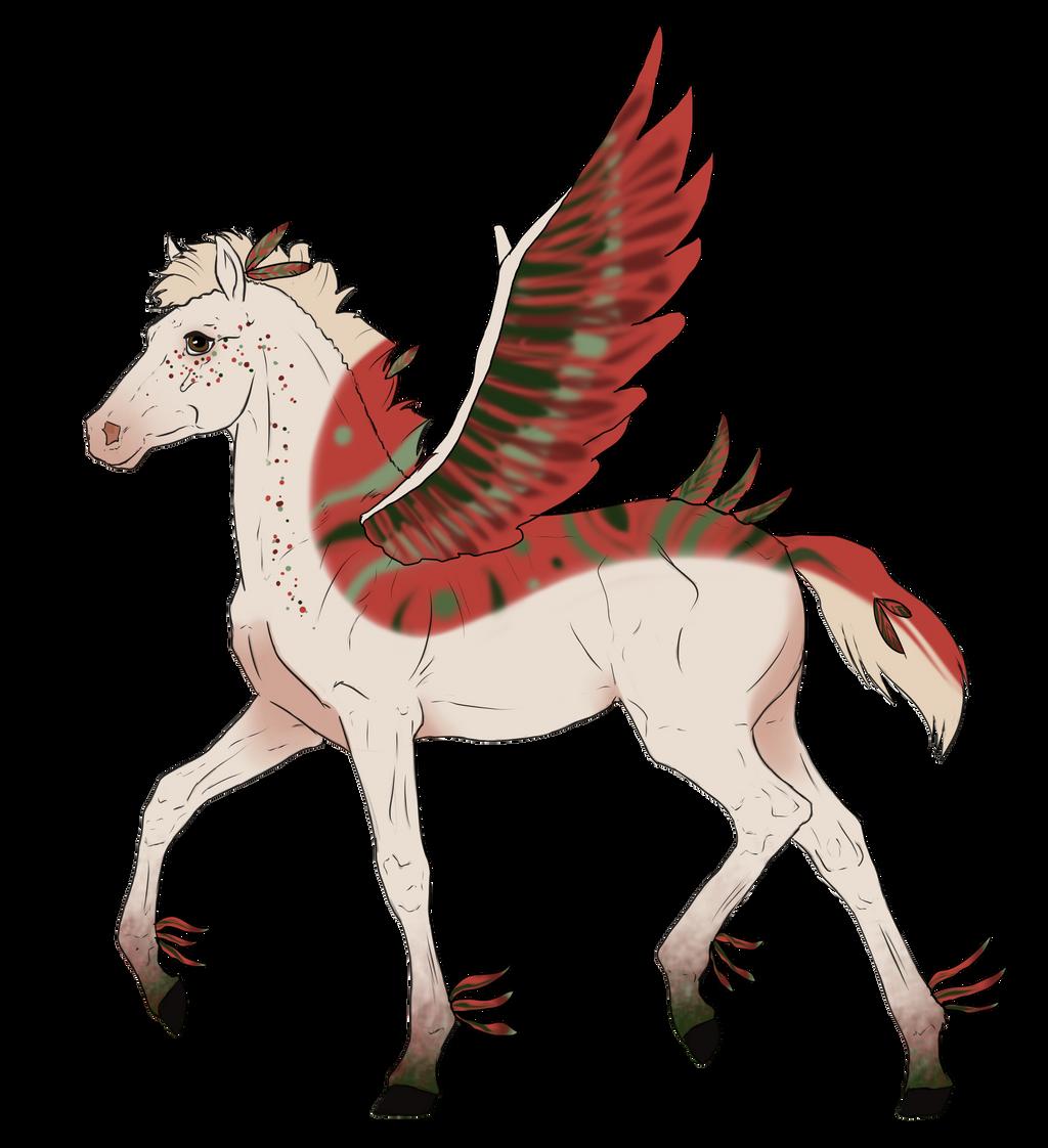 N3155 Padro Foal Design for DarkestNation by casinuba