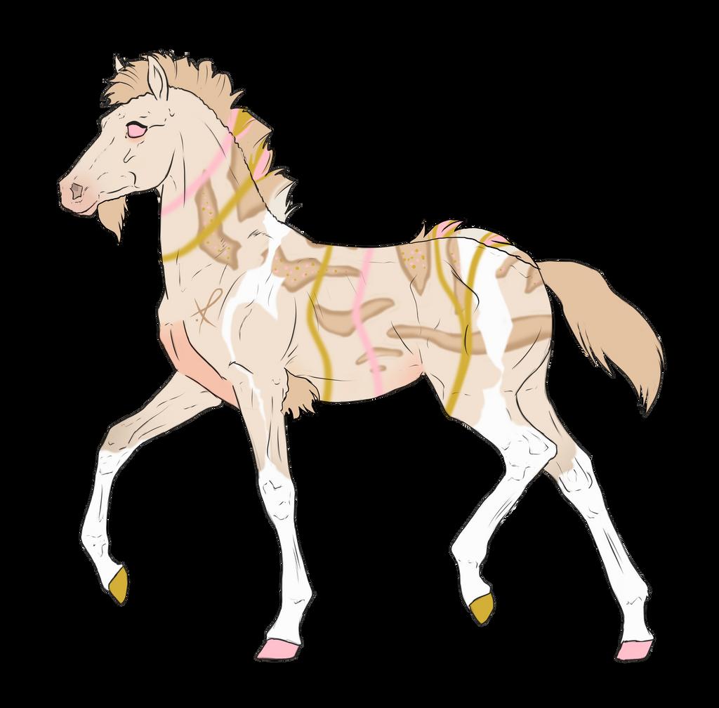 N3156 Padro Foal Design for DarkestNation by casinuba