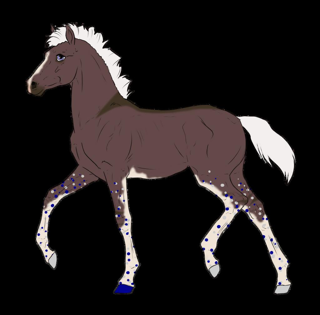 N3165 Padro Foal Design for DarkestNation by casinuba