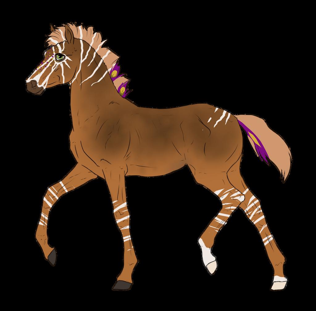 N3167 Padro Foal Design for DarkestNation by casinuba