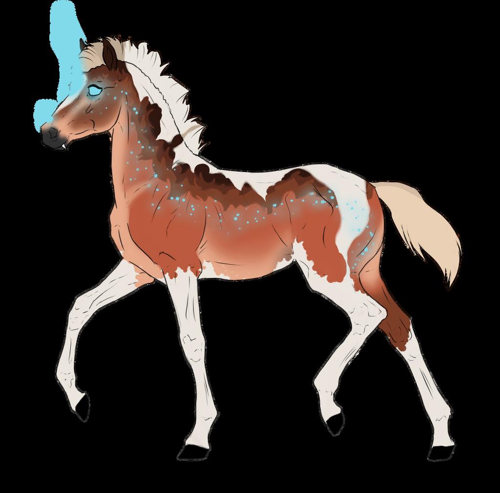N3196 Padro Foal Design for DarkestNation by casinuba