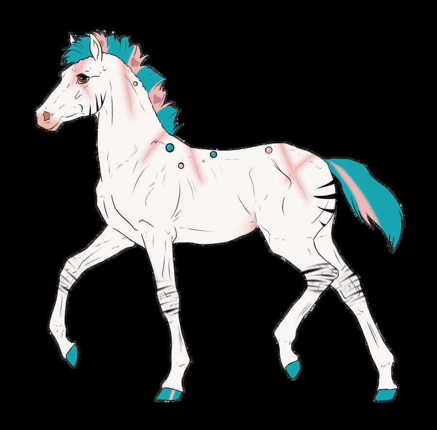 N3183 Padro Foal Design by casinuba
