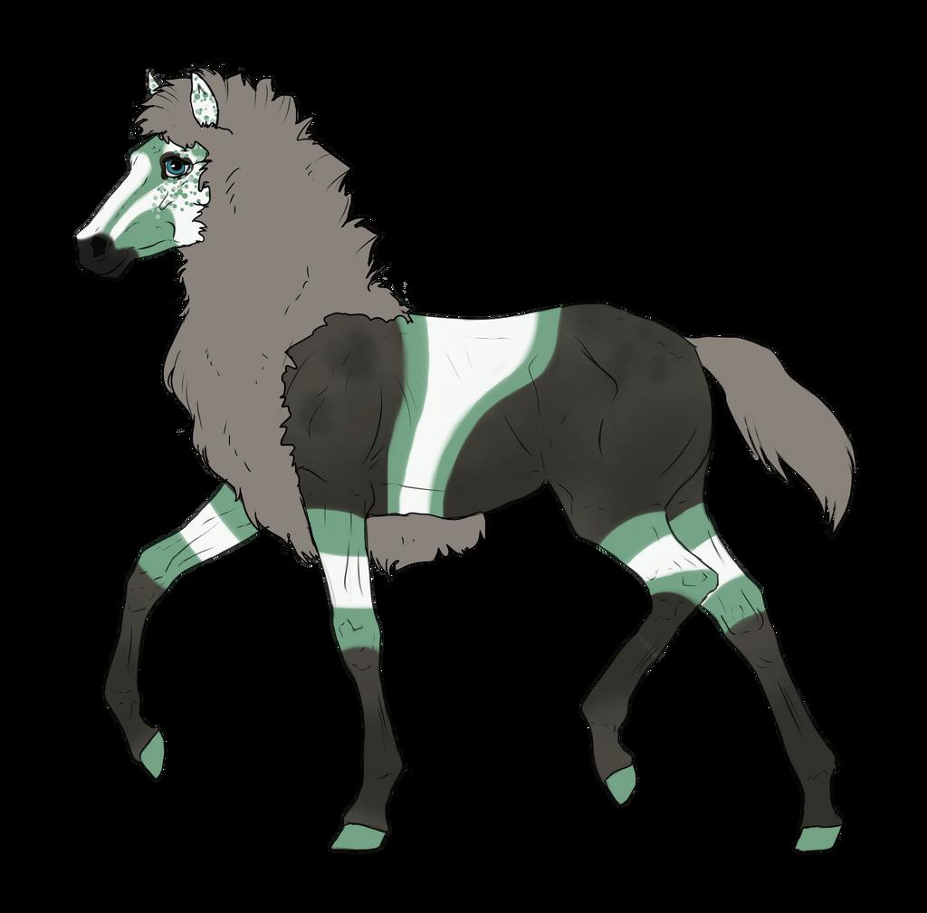 N3204 Padro Foal Design for DarkestNation by casinuba