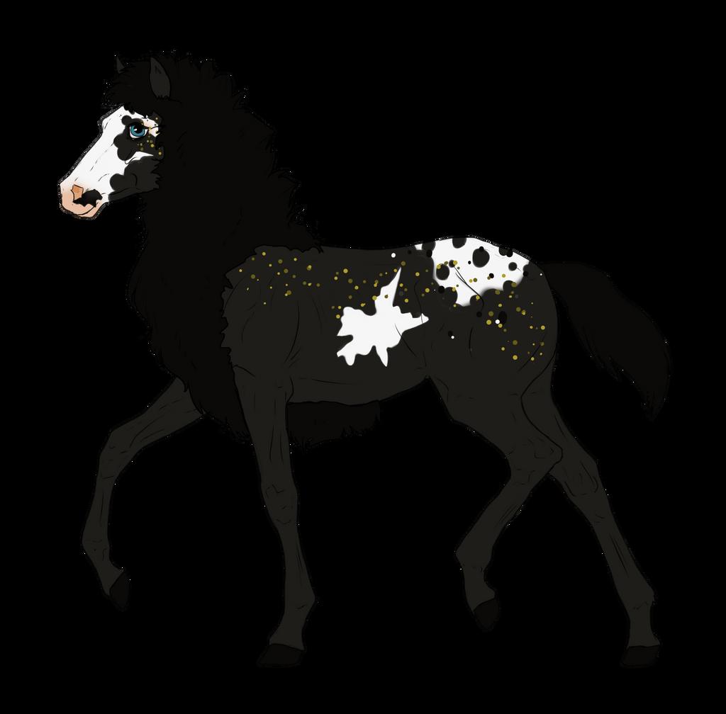 N3205 Padro Foal Design for DarkestNation by casinuba