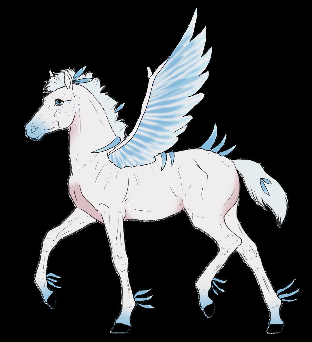 N3215 Padro Foal Design by casinuba