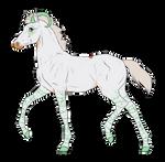 N3218 Padro Foal Design
