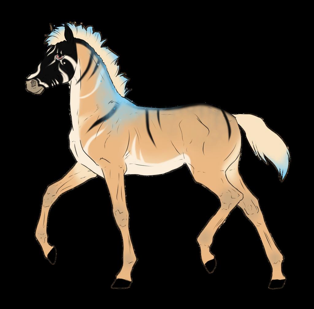 N3224 Padro Foal Design for DarkestNation by casinuba