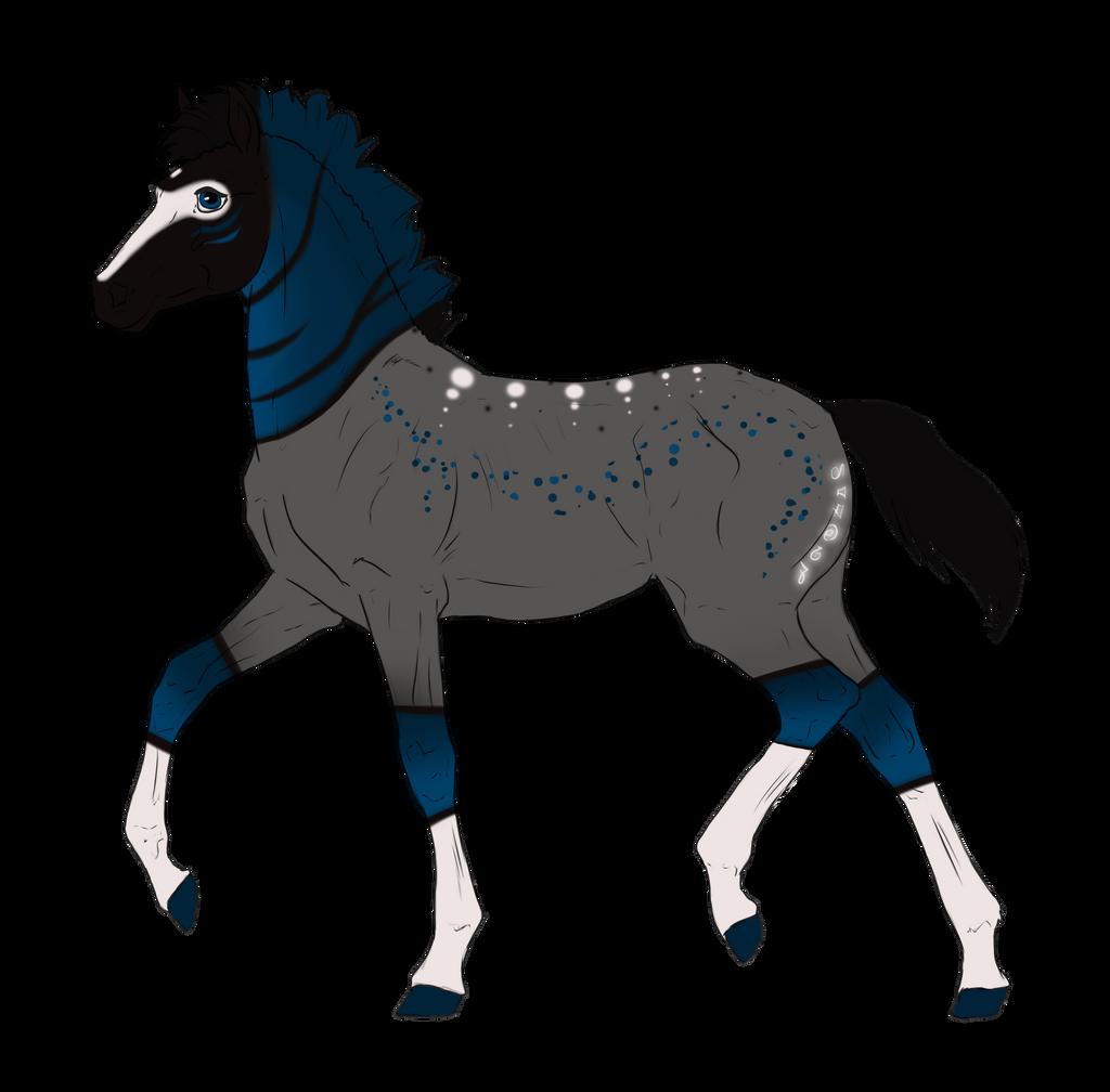 N3250 Padro Foal Deisgn for DarkestNation by casinuba