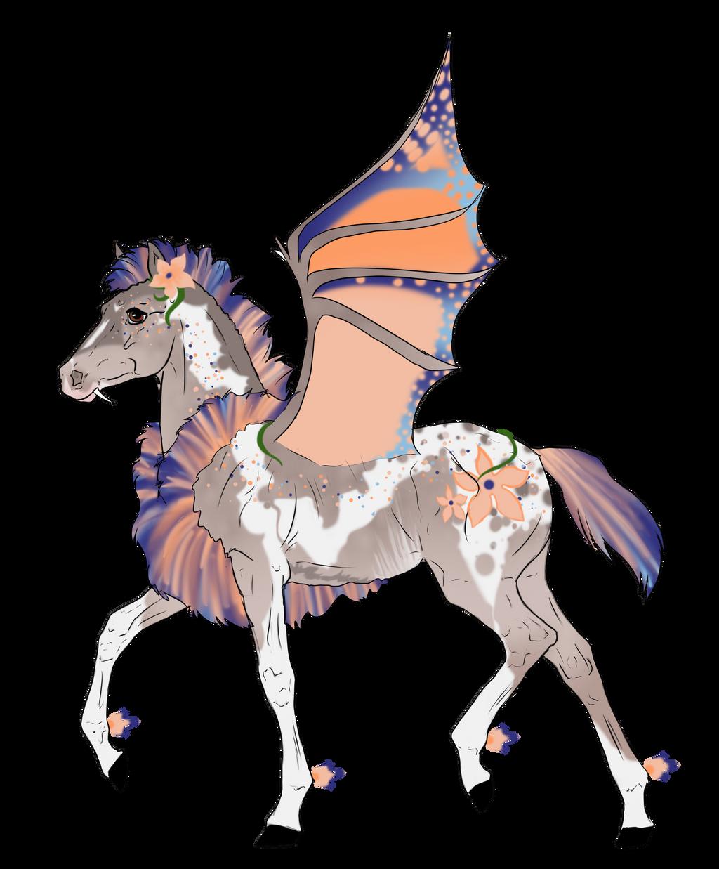 N3278 Padro Foal Design for DarkestNation by casinuba