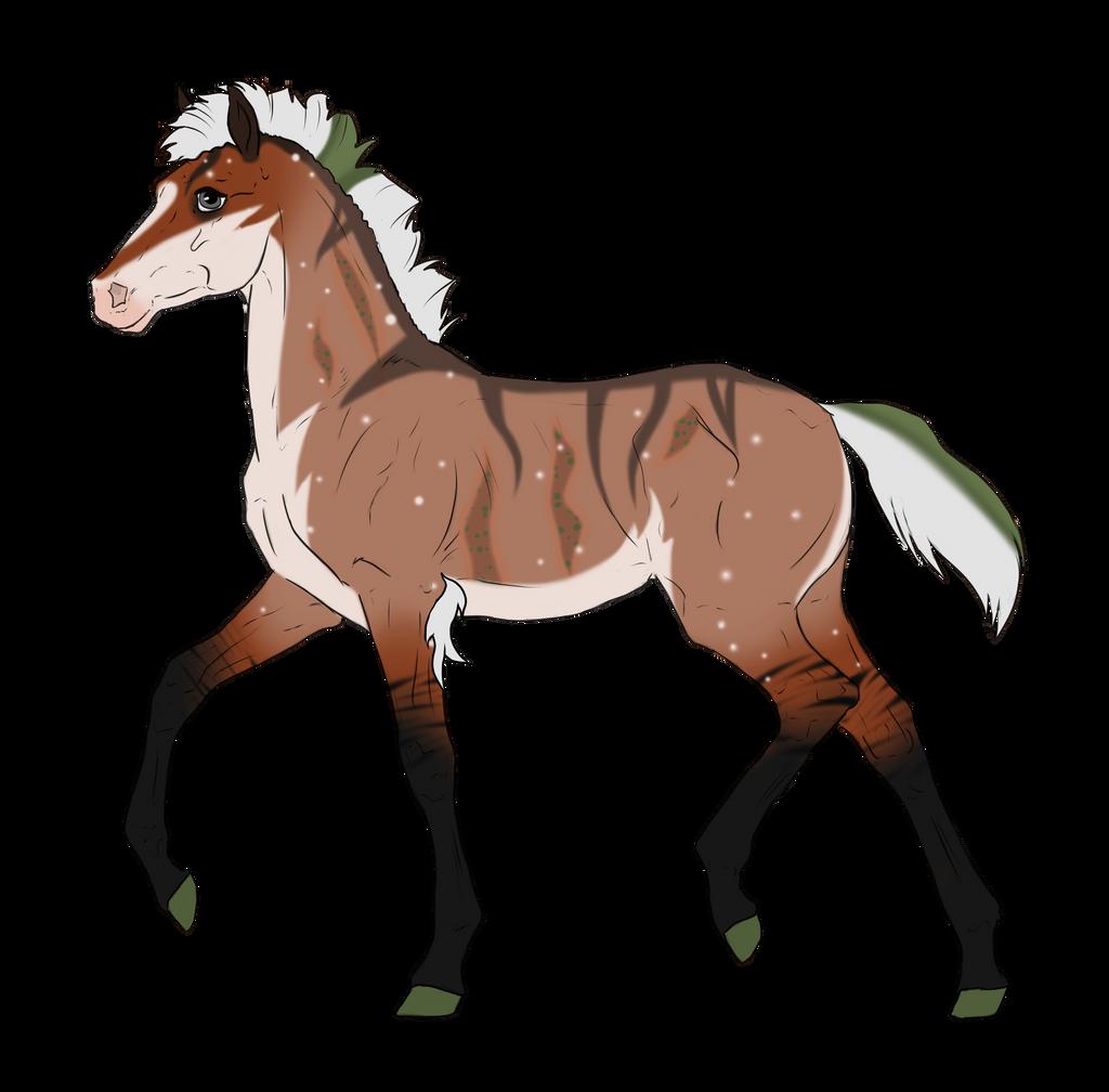 N3280 Padro Foal Design for DarkestNation by casinuba