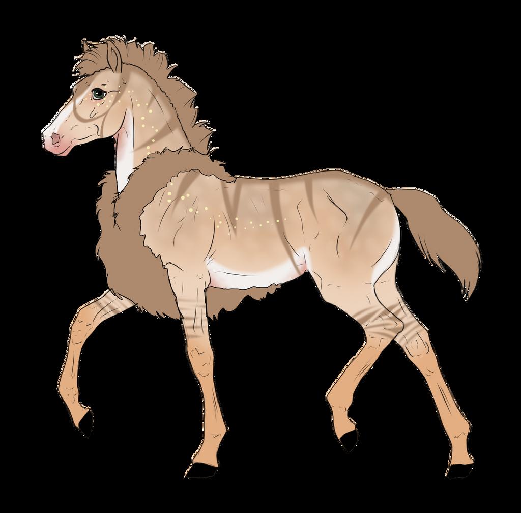 N3277 Padro Foal Design for DarkestNation by casinuba