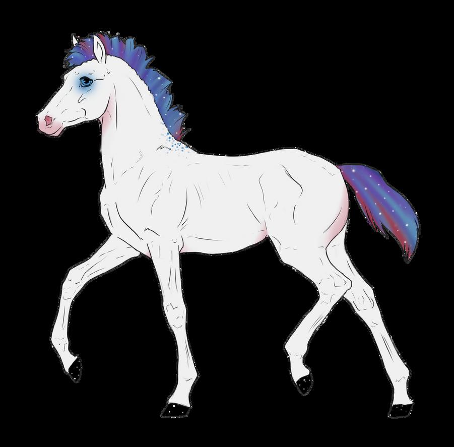 N3302 Padro Foal Design by casinuba