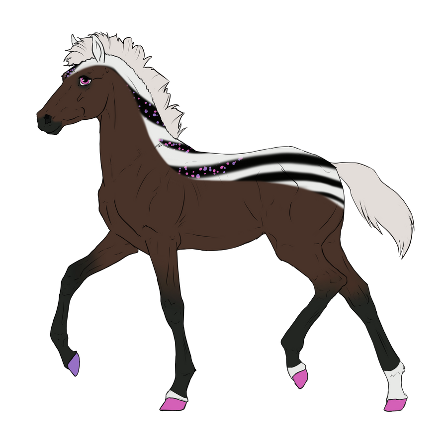 N3282 Padro Foal Design for Kandy918 by casinuba