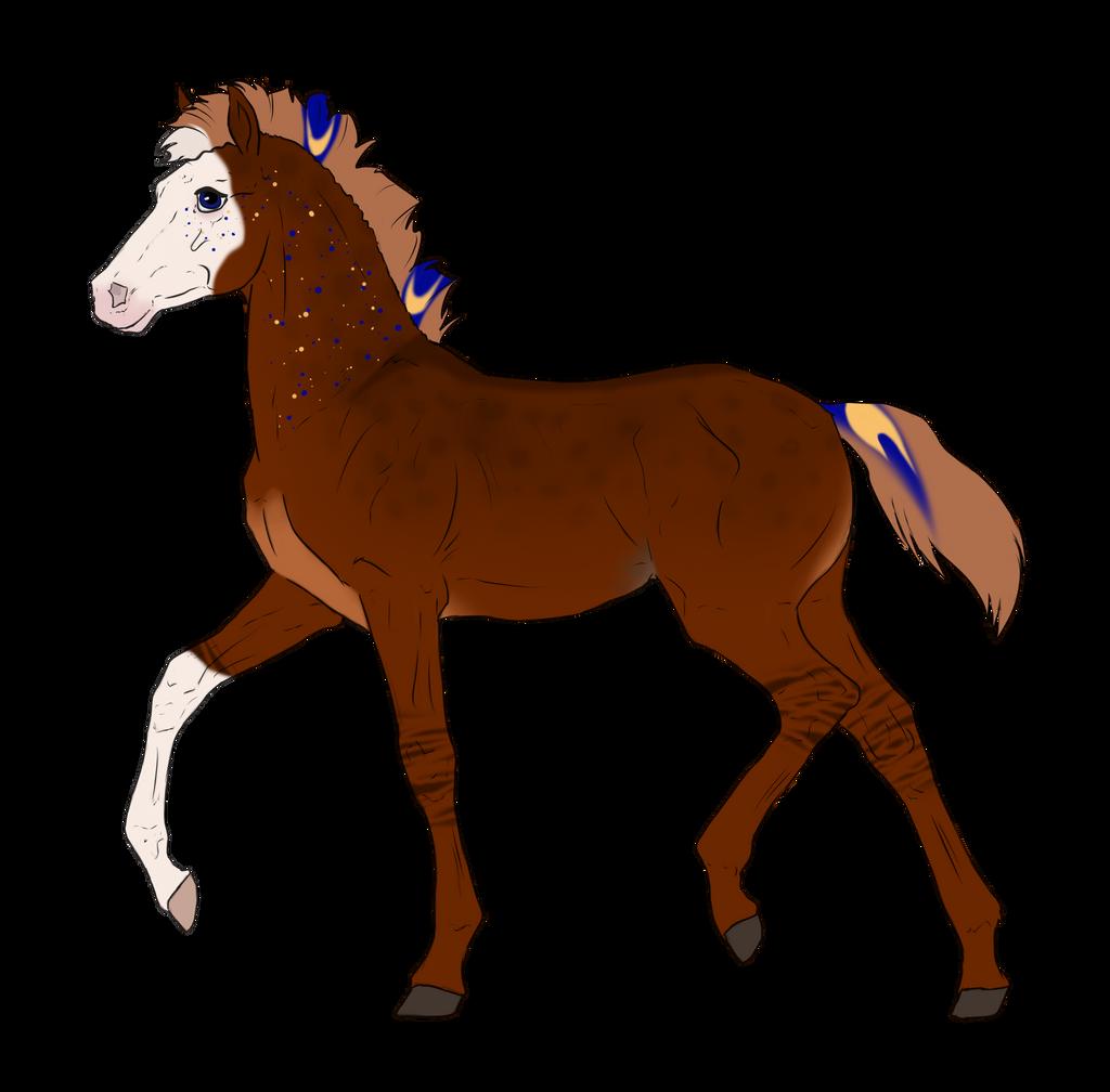 N3292 Padro Foal Design for DreamDrifter91 by casinuba