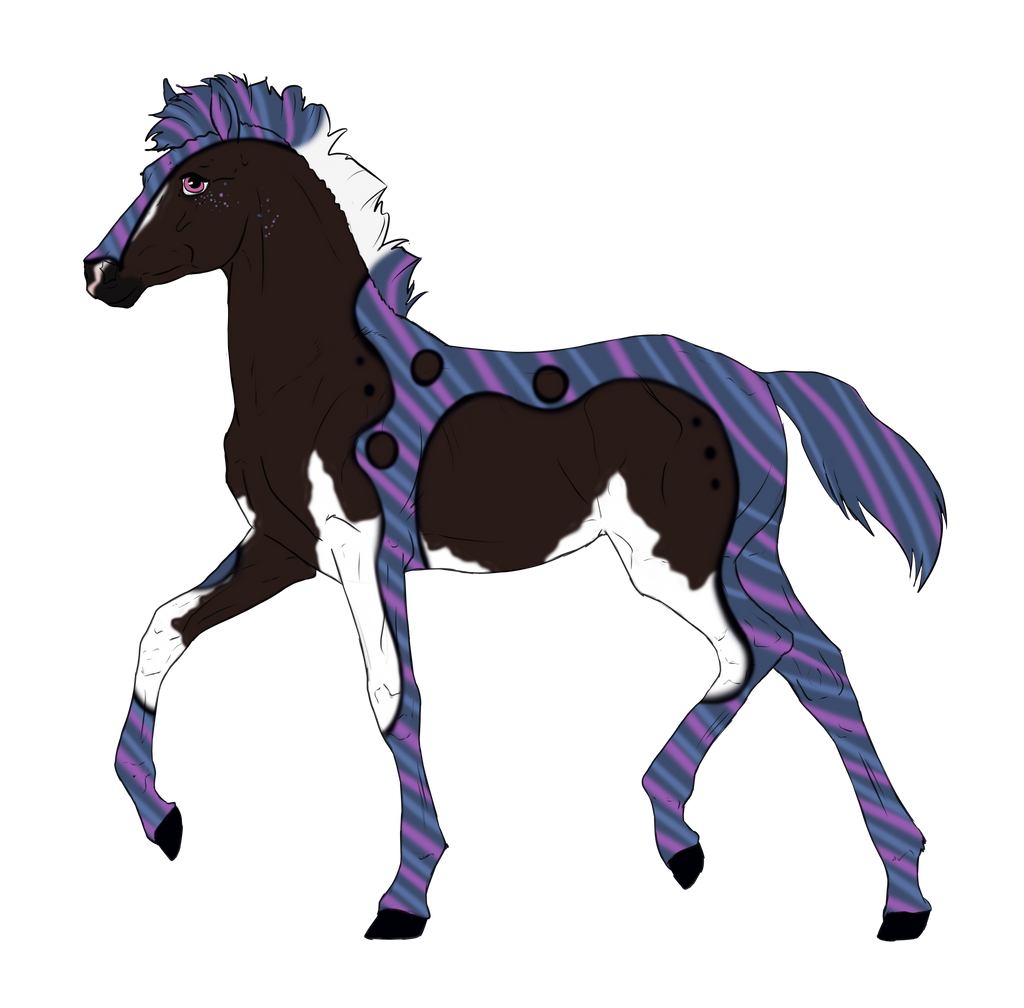 N3339 Padro Foal Design for theliondemon-kaimra by casinuba
