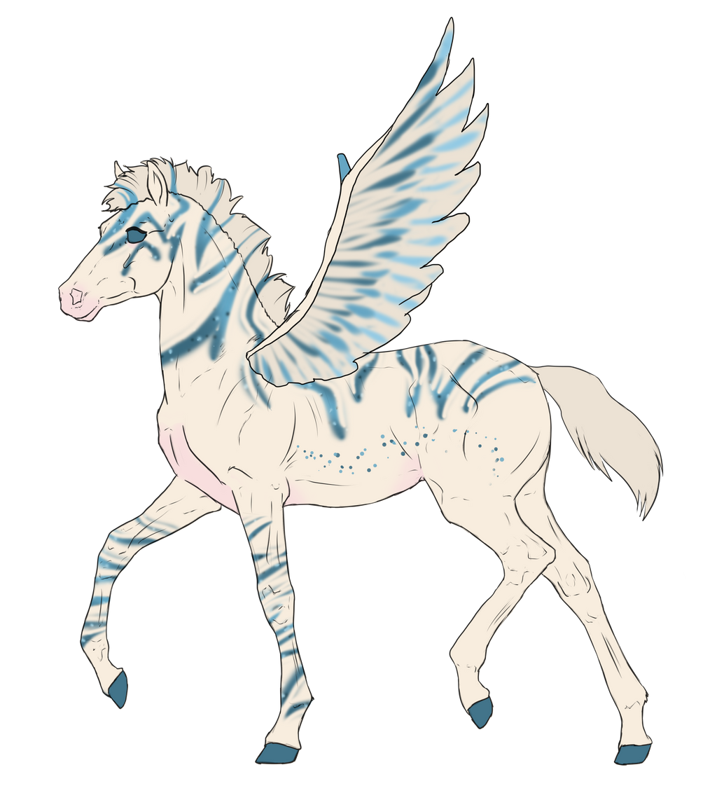 N3376 Padro Foal Design for Nabashta by casinuba