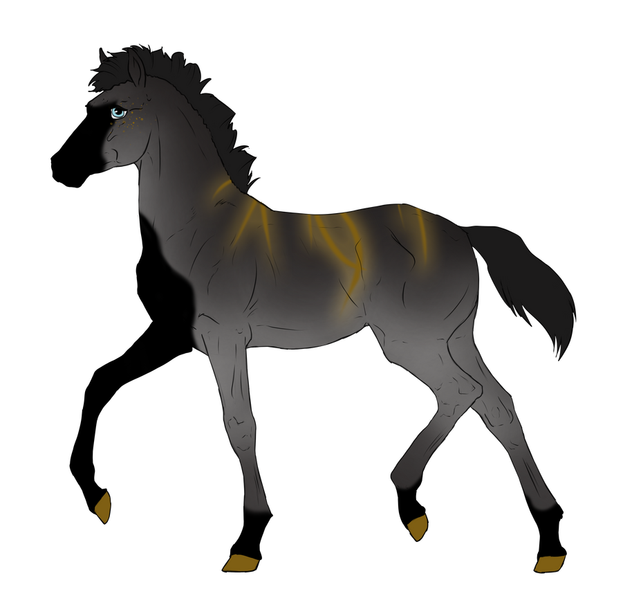 N3405 Padro Foal Design for amalthea2010 by casinuba