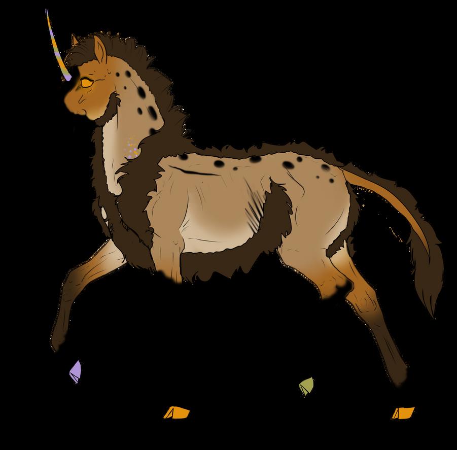 N3390 Padro Foal Design for Mini-Luicifer by casinuba