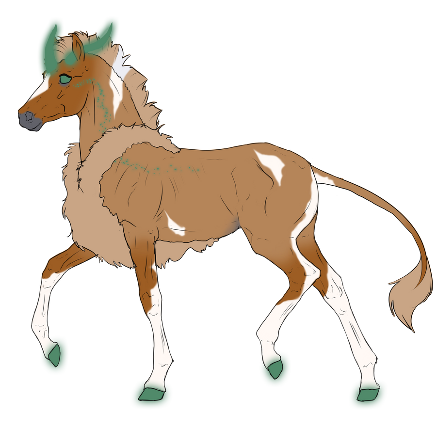 N3453 Padro Foal Design for xxstarmaire101xx by casinuba