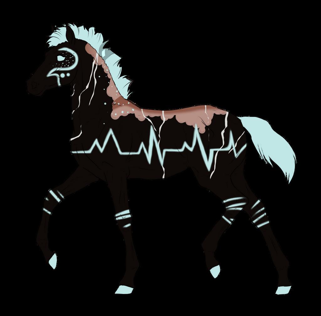 N3498 Padro Foal Design for DarkestNation by casinuba