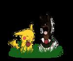 Pikachu YPH - Tommy