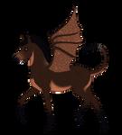 N6769 Padro Foal Design