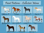 Padro Paint Patterns Collector's Meme