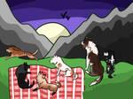 Valley picnic exploration