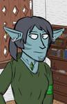 My bland Baldur's Gate characterrrr