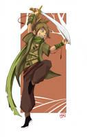 Fighting Spirit! by Ayaluna