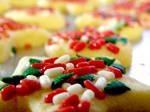 christmas trees on cookies by skywalker-windscythe