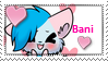 Bani Stamp by indieroses