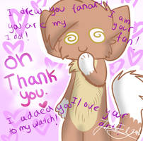 Thank You! by indieroses