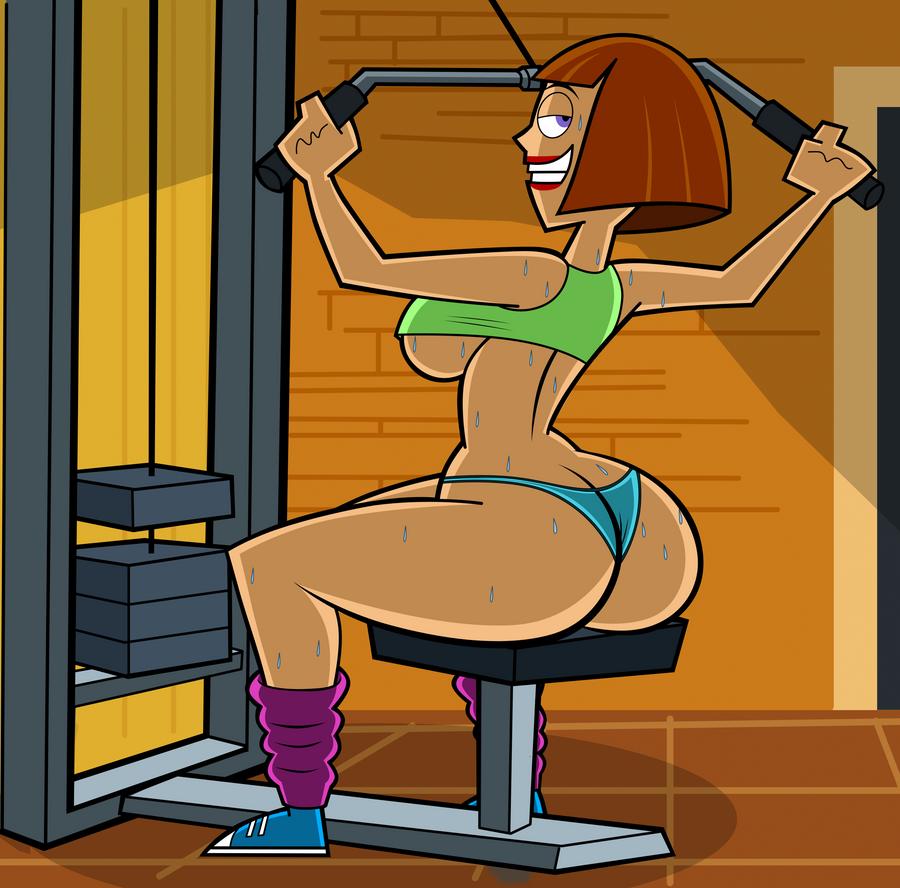 Danny S Butt Mom 35