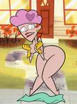Dexter's Mom: Towel Drop