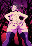 Halloween:  Juri Han's Treat
