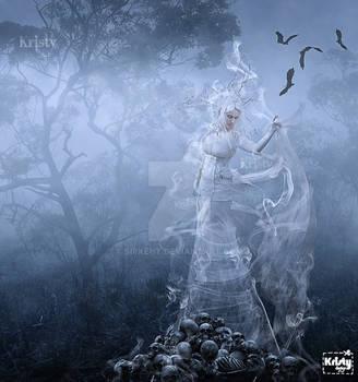 Fantasma en la niebla by sirkeht